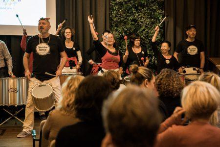 Werkgeluk optreden en workshop Berkel en Rodenrijs 2019