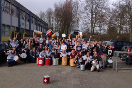 Bahia Connection repetitie Haarlem 2017
