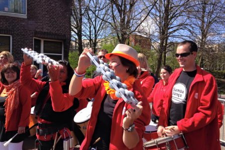 Koningsdag Zoetermeer 2015