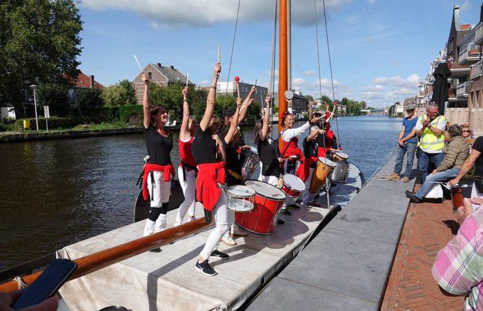 Oldtimer dag Alphen aan de Rijn 2018 10