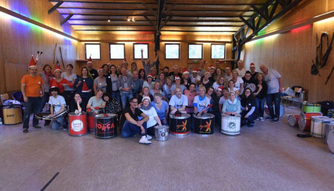 Repetitieweekend Bahia Connection Hamburg 2017 02