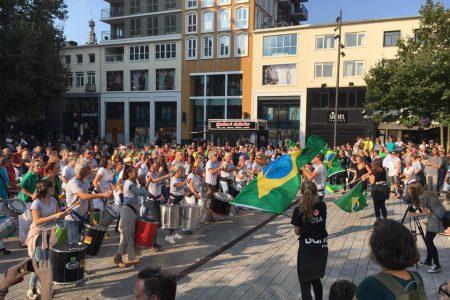 Sambafestival Nijmegen Bahia Connection 2017