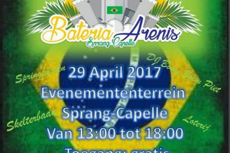 Sambafestival Sprang-Capelle 2017