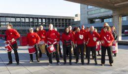 Sinterklaasfeest Erasmus Universiteit Rotterdam 2015 01