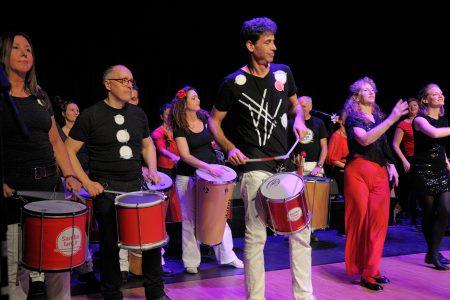 Theateroptreden met Azul Ridderkerk 2016