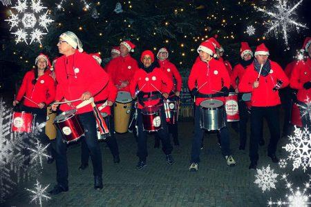 Winterpodium Delft 23 december 2016